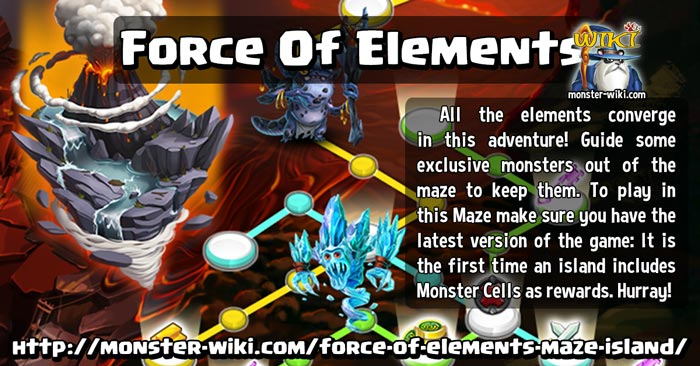 force-of-elements-maze-island